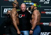 UFC 258: Камару Усман – Гилберт Бернс. Смотреть онлайн. LIVE трансляция