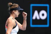 Путинцева повержена. Свитолина вышла в 1/8 финала Australian Open