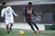 Болонья – Беневенто – 1:1. Видео голов и обзор матча