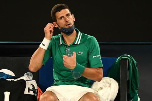 Определились четыре пары 1/8 финала Australian Open у мужчин
