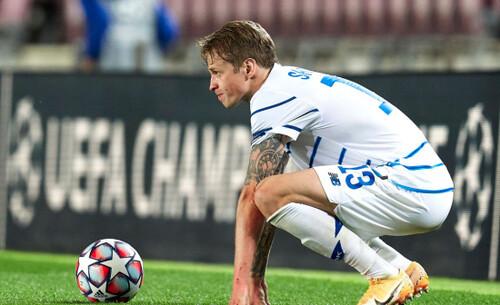 Тренер Легії підтвердив перехід Шабанова з Динамо