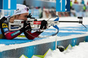 ЧМ-2021 по биатлону. Экхофф выиграла спринт, две украинки попали в топ-15