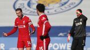 Лестер - Ливерпуль - 3:1. Снова поражение Красных. Обзор матча
