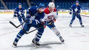 НХЛ. 6 шайб Тампы, поражения Бостона, Торонто и Виннипега