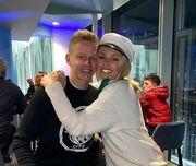 ФОТО. Зинченко трогательно поздравил жену с днем святого Валентина