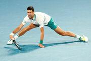 Визначилися дві пари 1/4 фіналу Australian Open у чоловіків