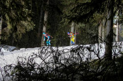 Финальный этап Кубка мира по биатлону пройдет в Эстерсунде
