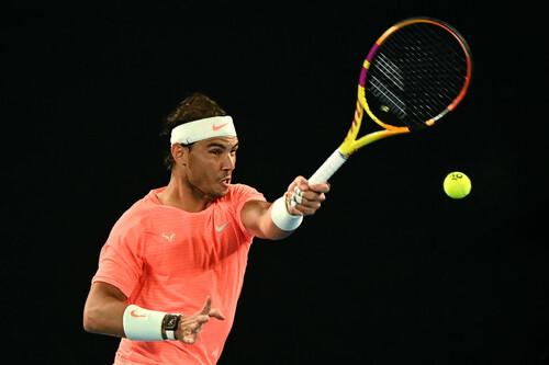 Определились все пары 1/8 финала Australian Open у мужчин
