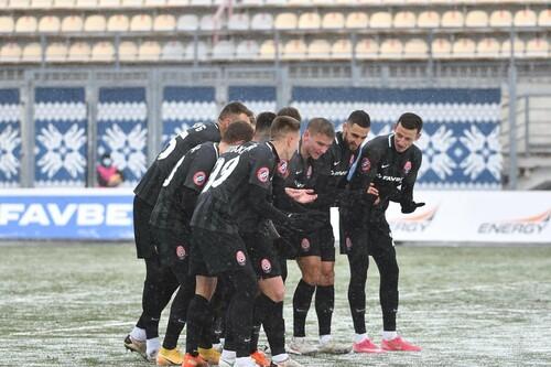 Александр Гладкий забил 90-й мяч в чемпионатах Украины
