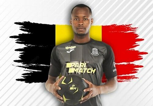 Футболіст Олімпіка викликаний до молодіжної збірної Бельгії