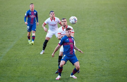 Севилья – Уэска – 1:0. Видео гола и обзор матча