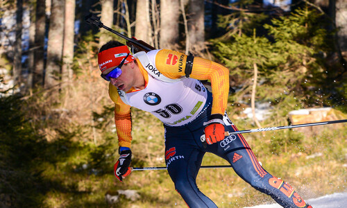 Брезно-Осрбли-2021. Филипп Наврат выиграл гонку преследования