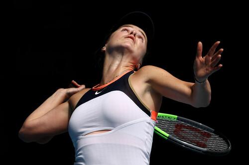 Элина Свитолина – Джессика Пегула. Прогноз и анонс на матч Australian Open