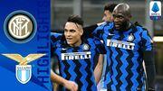 Интер Милан – Лацио – 3:1. Видео голов и обзор матча