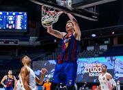 Артем Пустовой вместе с Барселоной завоевал Кубок Испании