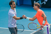 Определились все пары 1/4 финала Australian Open у мужчин