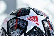 ФОТО. Представлен новый мяч Лиги чемпионов