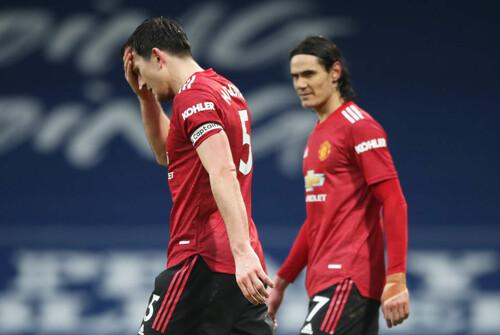 АПЛ. Манчестер Юнайтед не смог обыграть Вест Бромвич