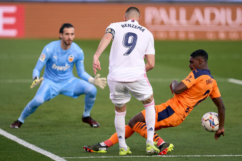 Погоня за Атлетико! Реал переиграл Валенсию и не отпускает далеко лидера