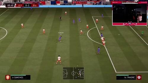 15-летний датчанин прервал рекордную серию из 535 побед в FIFA 21