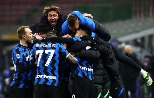 Новий лідер Серії A! Інтер переміг Лаціо та обігнав Мілан на вершині