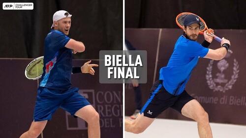 Марченко прокомментировал победу над Марреем в финале турнира в Италии