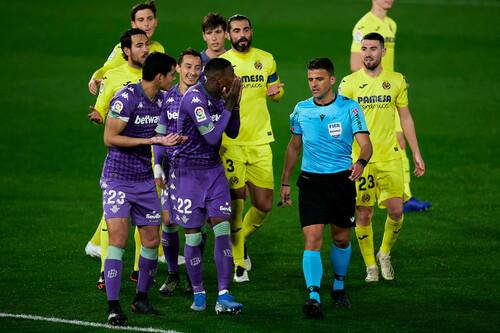 Вильярреал проиграл матч Бетису в борьбе за зону Лиги Европы