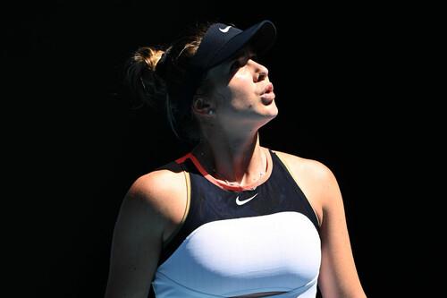 Пегула остановила Свитолину на пути в четвертьфинал Australian Open