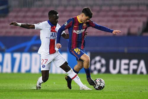 Барселона – ПСЖ – 1:4. Текстовая трансляция матча