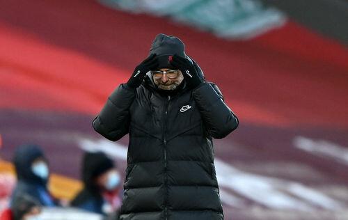 Юрген КЛОПП: «Ливерпулю не везло»
