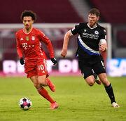 Бавария сенсационно потеряла очки в матче против одного из аутсайдеров