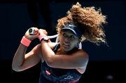 Australian Open. Наоми Осака стала первой полуфиналисткой