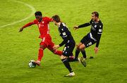 Бавария – Арминия – 3:3. Видео голов и обзор матча
