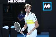 Медведев уверенно разобрался с Рублевым и вышел в полуфинал Australian Open