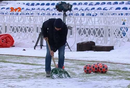Великий ризик – погода. При якій температурі матч Динамо і Брюгге скасують?