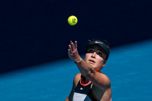 ФОТО. Свитолина трогательно попрощалась с Australian Open