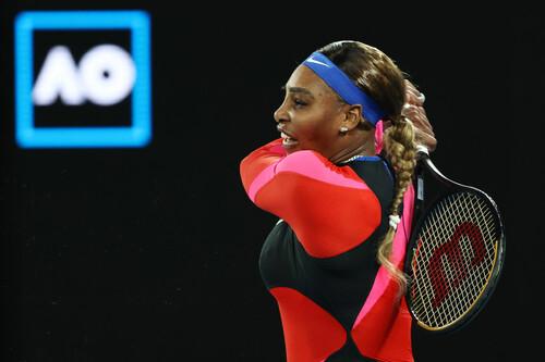 Выбила вторую сеяную. Серена Уильямс – в полуфинале Australian Open