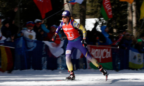 Анастасия МЕРКУШИНА: «Очень довольна своей гонкой. Могу бежать и бороться»
