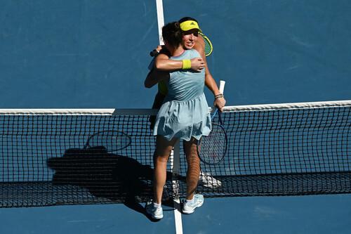 Обидчица Элины выбыла. Определена вторая пара 1/2 финала Australian Open