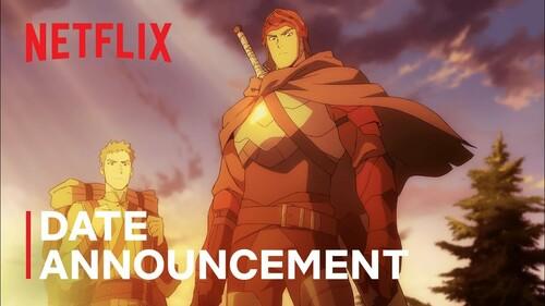ВИДЕО. Netflix выпустит аниме-сериал по Dota 2