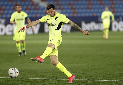 Атлетико потерял очки в Валенсии, не сумев обыграть Леванте