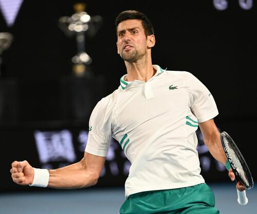 Сказка Карацева окончена. Джокович уверенно вышел в финал Australian Open