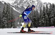 Брезно-Осрбли. Украина – четвертая в мужской эстафете на Кубку IBU
