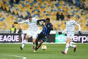 После ничьей 1:1 дома Динамо проходило дальше в 2-х случаях из 9-ти