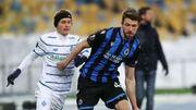 Защитник Брюгге: «Возможно, гол в ворота Динамо - самый важный в сезоне»
