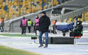 ФОТО. Баннеры против Луческу и Суркисов. Фаны отметились на матче Динамо