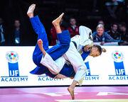 Снова без золота. Билодид завоевала серебро на турнире в Тель-Авиве