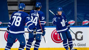 НХЛ. 7 шайб Торонто, победы Питтсбурга, Вашингтона и Рейнджерс