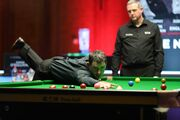 Welsh Open: Трамп вылетел в 1/16, Аллен – в 1/8 финала