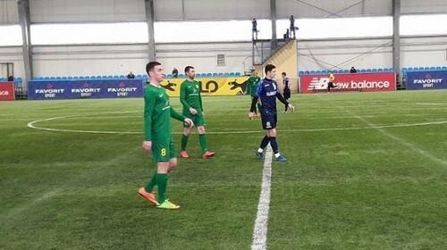 Чорноморець без Ковальця обіграв Лівий берег у товариському матчі
